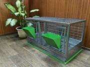 Продажа клеток для кроликов